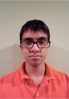 A photo of Adithya, a tutor from Virginia Polytechnic Institute and State University