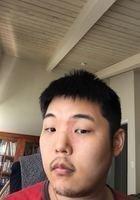 A photo of Abraham, a tutor from University of California-Davis
