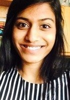 A photo of Anusha, a SAT tutor in Michigan