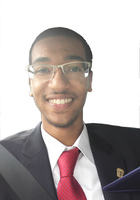A photo of Ammar, a tutor from Wake Forest University