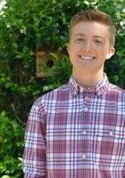A photo of Joel, a tutor from Samford University