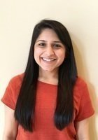 A photo of Anusha, a tutor from Emory University