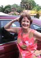 A photo of Barbara, a tutor from George Mason University