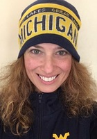 A photo of Michelle, a tutor from West Virginia University