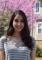 A photo of Natasha, a tutor from Carnegie Mellon University