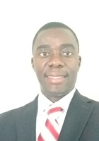 A photo of Solomon, a tutor from University of Science and Technology
