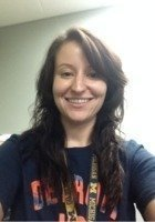 A photo of Caitlin, a tutor from University of Michigan-Ann Arbor