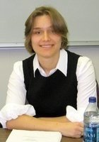 A photo of Elena, a tutor from University of Iowa