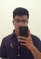 A photo of Ruben, a tutor from San Bernardino Valley College
