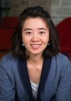 A photo of Jingli, a tutor from Beijing Language and Culture University