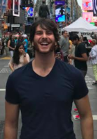 A photo of Noah, a tutor from American University