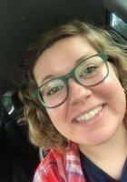 A photo of Sarah Lindsay, a tutor from Bob Jones University