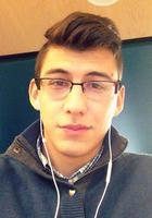 A photo of Agustin, a tutor from Princeton University