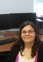 A photo of Rochelle, a tutor from Saginaw Valley State University