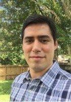 A photo of Daniel, a tutor from Universidad de Los Andes