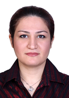 A photo of Mehri, a tutor from Allameh Tabarsi University of Applied Science and Technology