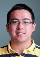 A photo of Zhaoyu, a tutor from Stanford University