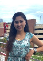 A photo of Varshini, a tutor from University of Alabama at Birmingham