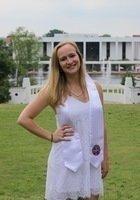 A photo of Rachel, a tutor from Clemson University