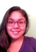 A photo of Camila, a tutor from The Community College of Baltimore County