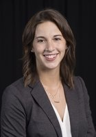 A photo of Megan, a tutor from Wittenberg University