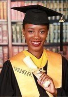A photo of Aliyah, a tutor from Bethune-Cookman University