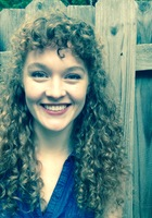 A photo of Olivia, a tutor from Appalachian State University