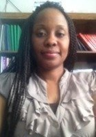 A photo of Kendra, a tutor from Midwestern State University