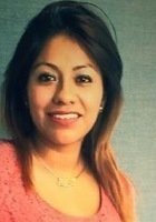 A photo of Marisela, a tutor from Rowan University