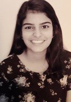 A photo of Ann Mariam, a tutor from Colby College
