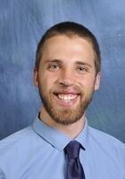 A photo of Matt, a tutor from Iowa State University