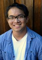 A photo of David, a tutor from Stanford University