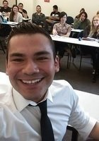 A photo of Mark Anthony, a tutor from Vanguard University of Southern California