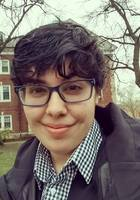 A photo of Evan, a tutor from Oberlin College