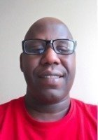 A photo of Bocar, a tutor from Mountain View College