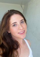 A photo of Zahava, a tutor from Santa Monica College