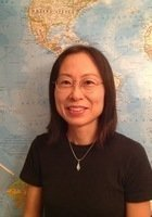 A photo of Yoshiko, a Japanese tutor in Davis, CA