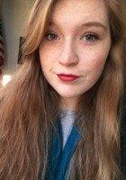 A photo of Caroline, a tutor from Cornerstone University
