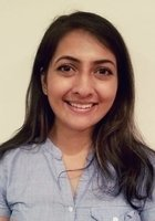 A photo of Ishani, a tutor from Indiana University-Purdue University-Indianapolis
