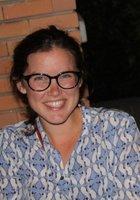 A photo of Kathleen, a tutor from Princeton University