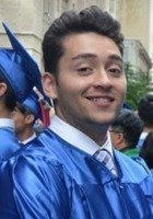 A photo of Adam, a tutor from Macaulay Honors College at Hunter
