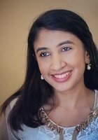 A photo of Mansi, a tutor from University of Bridgeport
