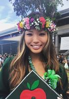 A photo of Esther, a tutor from University of Hawaii at Manoa