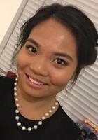 A photo of Regina Angelene, a tutor from California State University-Sacramento