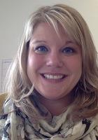 A photo of Jenine, a English tutor in Niagara University, NY