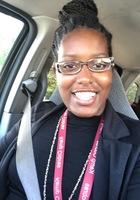 A photo of Lakeshia, a English tutor in Greene County, OH