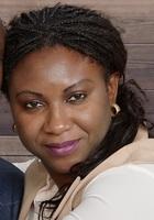 A photo of Kathy Giwa, a tutor from Ogun University