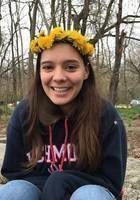 A photo of Ashley, a tutor from Vermont College of Fine Arts