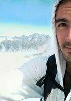 A photo of Michael, a tutor from NYU Shanghai