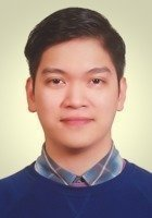 A photo of Augustus, a tutor from Mapua Institute of Technology